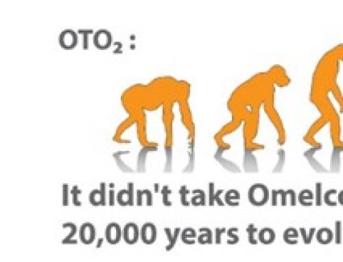 New Optical Termination Outlet : It didn't take Omelcom's OTO 20,000 years to evolve