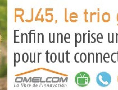 Enfin une prise RJ45 universelle pour tout connecter